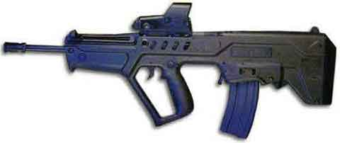 Jericho 199 состоит на вооружении армии